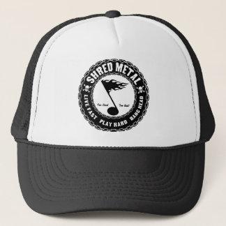 Shred Metal Trucker Hat