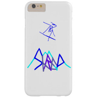 shred mountain logo barely there iPhone 6 plus case