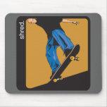 Shred Skateboarding Mouse Pad