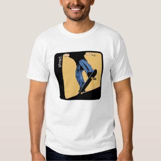 Shred Skateboarding t-shirt