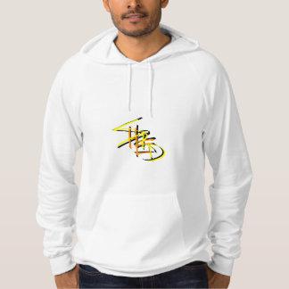 shred snowboarding hoodie