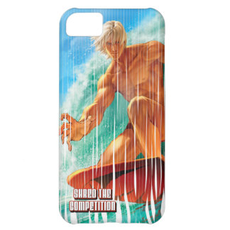 Shred The Competition 1 Speck Cases Options iPhone 5C Cover