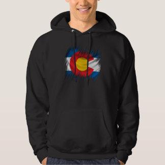 Shredded Colorado Hooded Sweatshirt