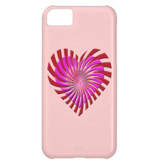 SHREDDED HEART iPhone 5 Case-Mate Case
