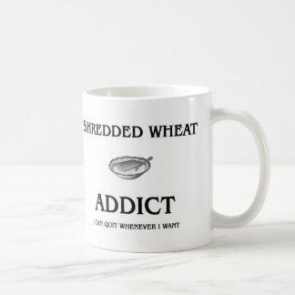 Shredded Wheat Addict Coffee Mug
