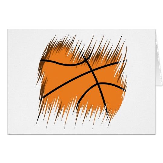 Shredders Basketball Card