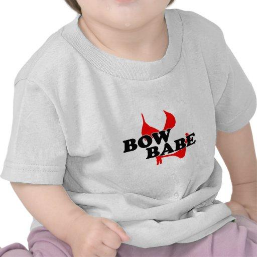 Shredders Bow Babe T-shirts