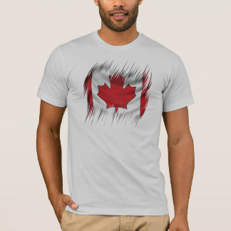 Shredders Canadian Flag T-Shirt
