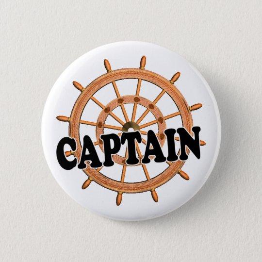 Shredders Captain Button