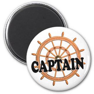 Shredders Captain 2 Inch Round Magnet