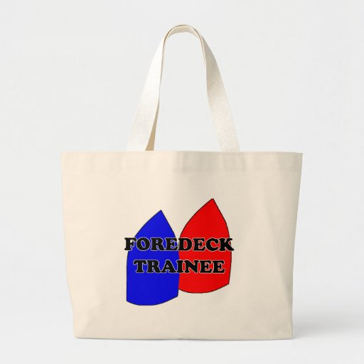 Shredders Foredeck Trainee Jumbo Tote Bag