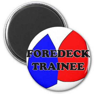 Shredders Foredeck Trainee Fridge Magnets