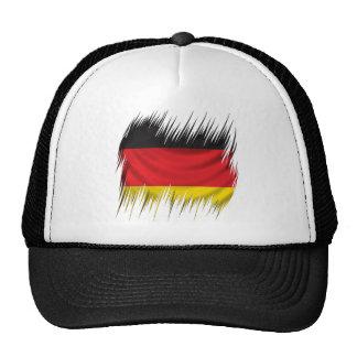 Shredders German Flag Trucker Hat