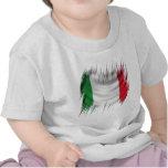 Shredders Italy Flag Shirts