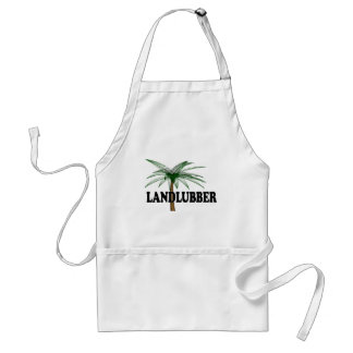 Shredders Landlubber Adult Apron