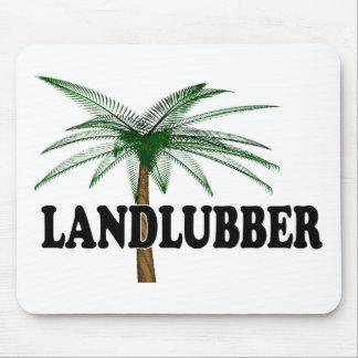 Shredders Landlubber Mouse Pad