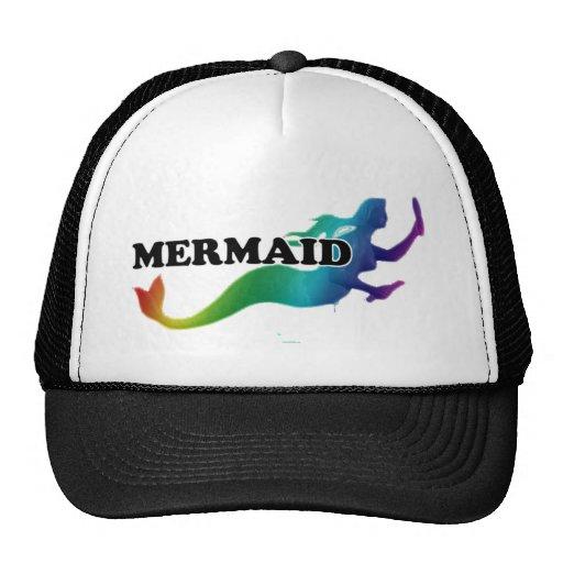 Shredders Mermaid Trucker Hat