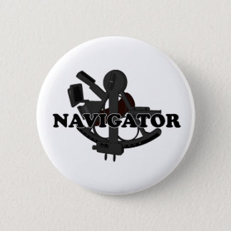 Shredders Navigator Pinback Button