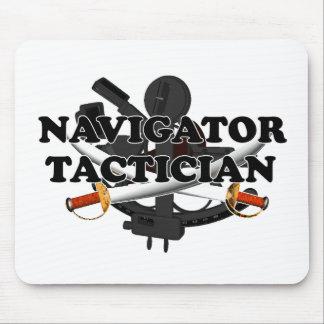 Shredders Navigator Tactician Mouse Pad