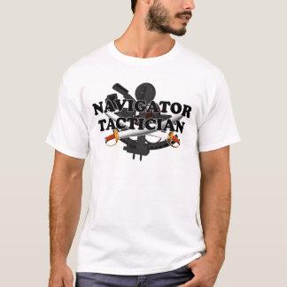 Shredders Navigator Tactician T-Shirt