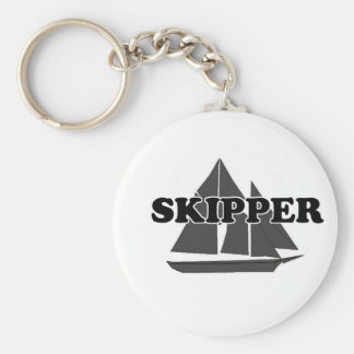 Shredders Skipper Key Chain