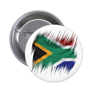 Shredders South Africa Flag Button