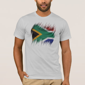 Shredders South Africa Flag T-Shirt