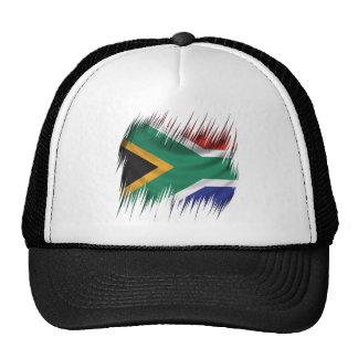 Shredders South Africa Flag Trucker Hat