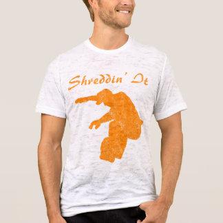 Shreddin It T-Shirt