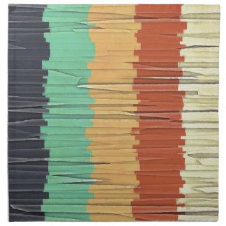 Shreds of Color Napkin