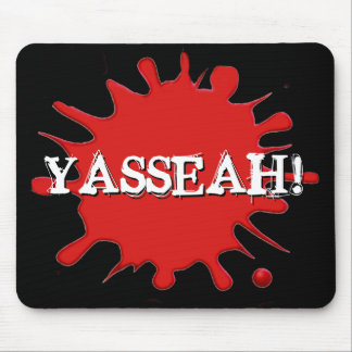 Shreds: Official YASSEAH Mousepad! Mouse Pad