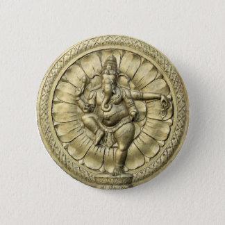 Shree Ganesh Pinback Button