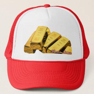 Shreem Brzee Money mantra gold bar of Cap has cap
