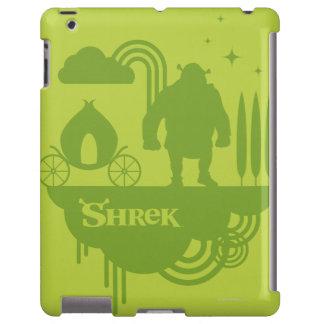 Shrek Fairy Tale Silhouette