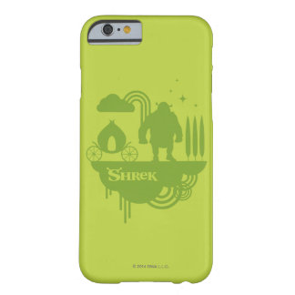 Shrek Fairy Tale Silhouette Barely There iPhone 6 Case