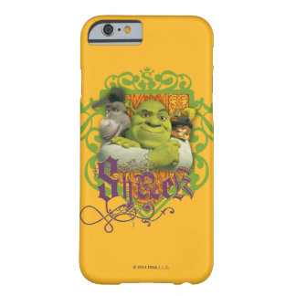 Shrek Group Crest Barely There iPhone 6 Case