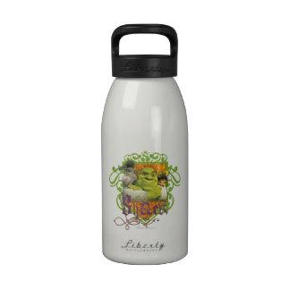 Shrek Group Crest Drinking Bottles