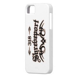 Shreveport 318 iPhone SE/5/5s case