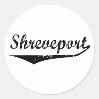 Shreveport Etiquetas