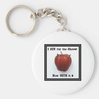 Shrew Keychain