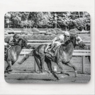 Shrewd One by Smarty Jones Mouse Pad