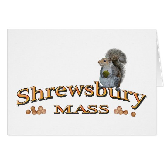 Shrewsbury logos card
