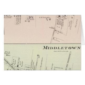 Shrewsbury Middletown, New Jersey Card