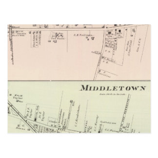 Shrewsbury Middletown, New Jersey Postcard