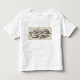 Shrewsbury Races,'The Illustrated London News' Tee Shirt