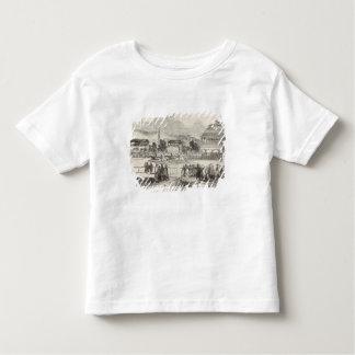 Shrewsbury Races,'The Illustrated London News' Toddler T-shirt