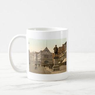 Shrewsbury Square Shropshire England Mugs