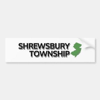 Shrewsbury Township, New Jersey Bumper Sticker