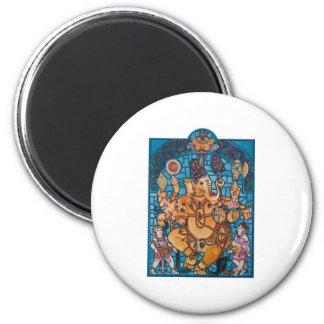 Shri Ganesh Imán Para Frigorífico