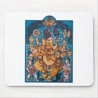 Shri Ganesh Mouse Pad